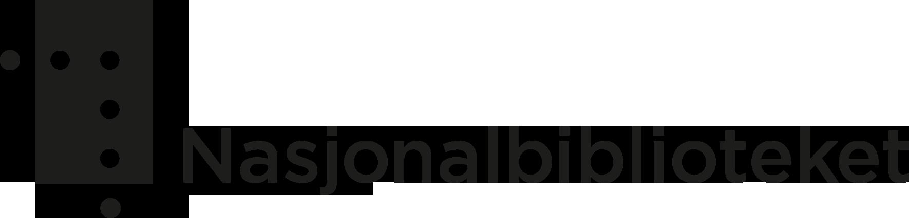 Logo Nasjonalbiblioteket