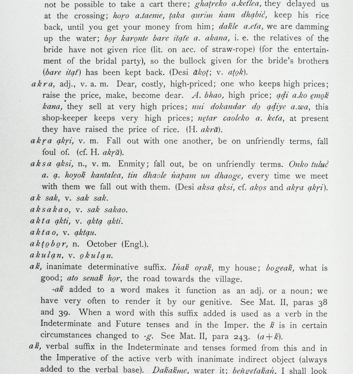 Tekst i bok