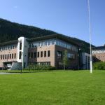 Eksteriørbilde Nasjonalbiblioteket i Rana
