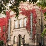 Nasjonalbibliotekets fasade