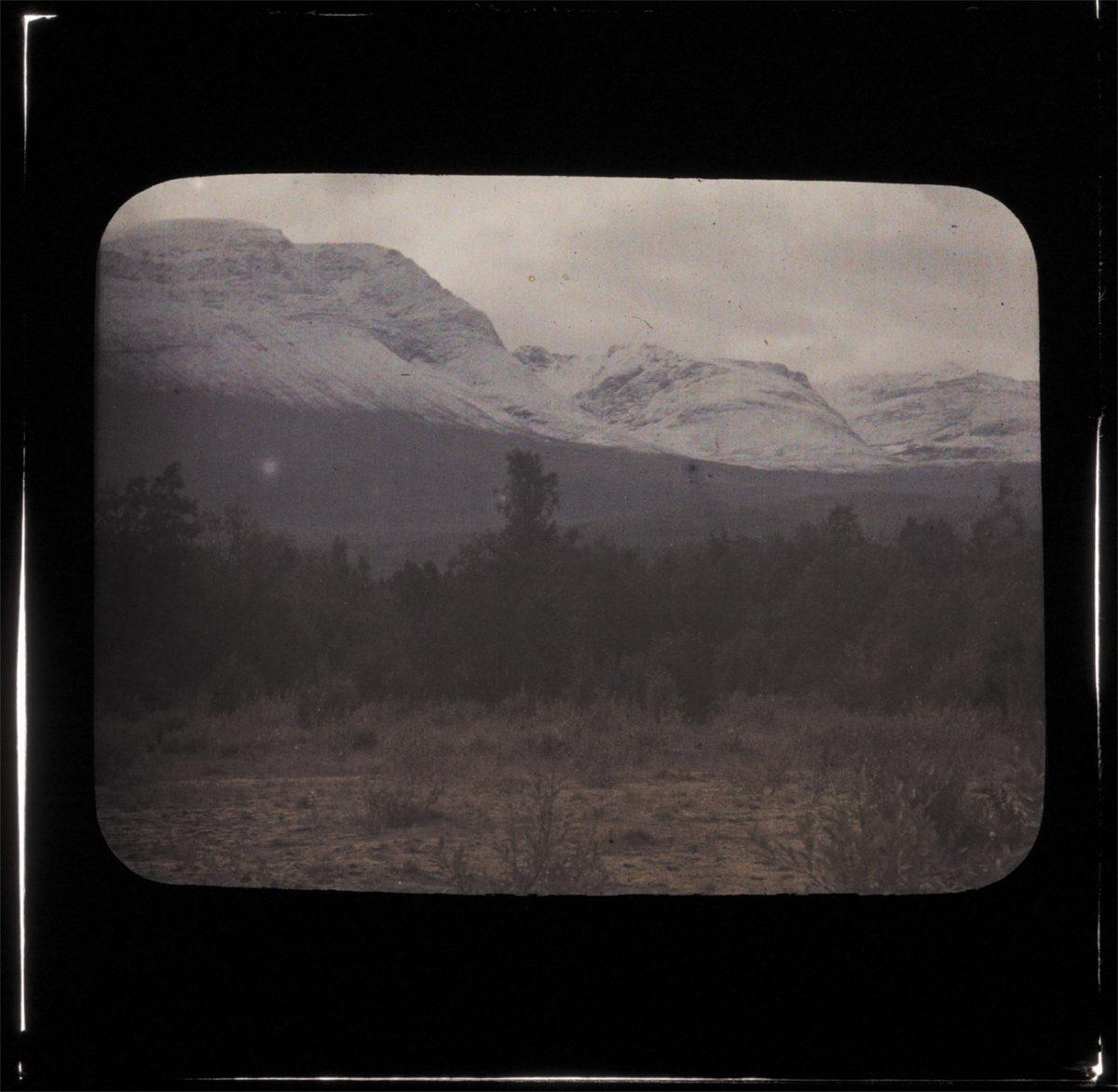 Landskapsmotiv, Målselv, Troms, 1912.