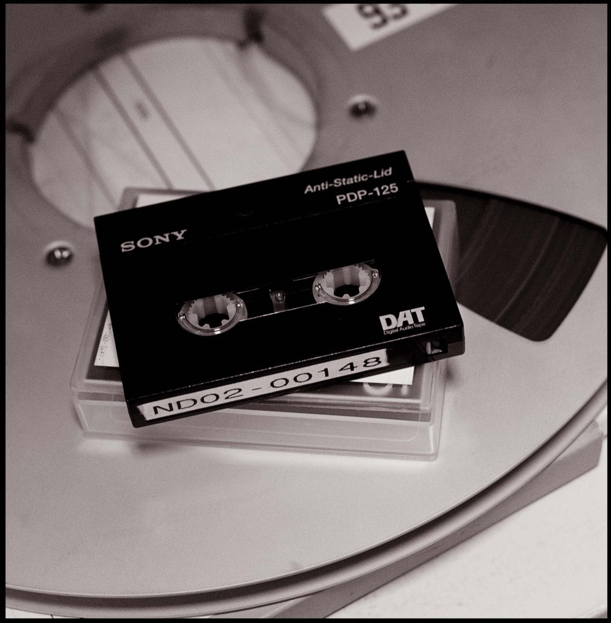 DAT-tape