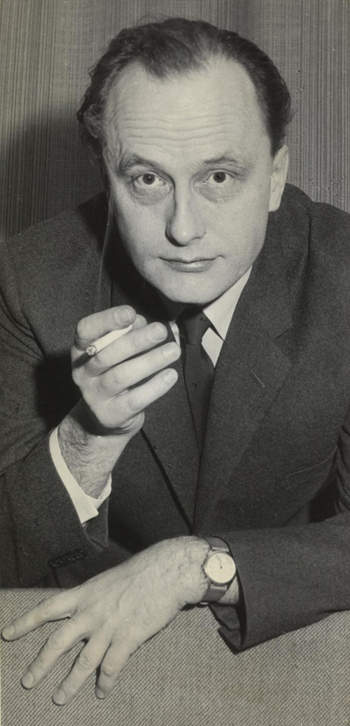 Bilde av André Bjerke