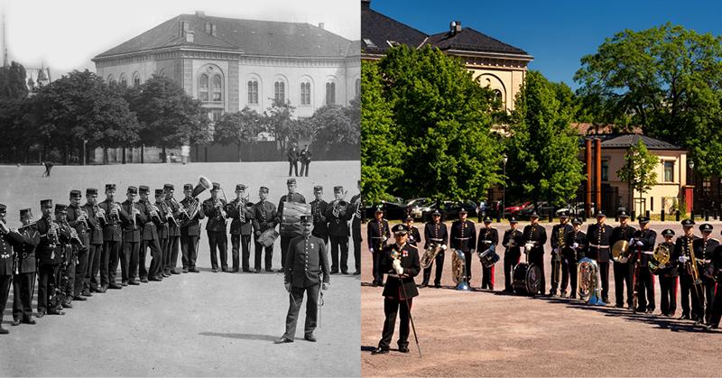 I storm og stille.Norske militærkorps 1818–2018