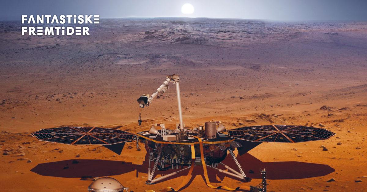 Til Mars!Helaften om den raude planeten