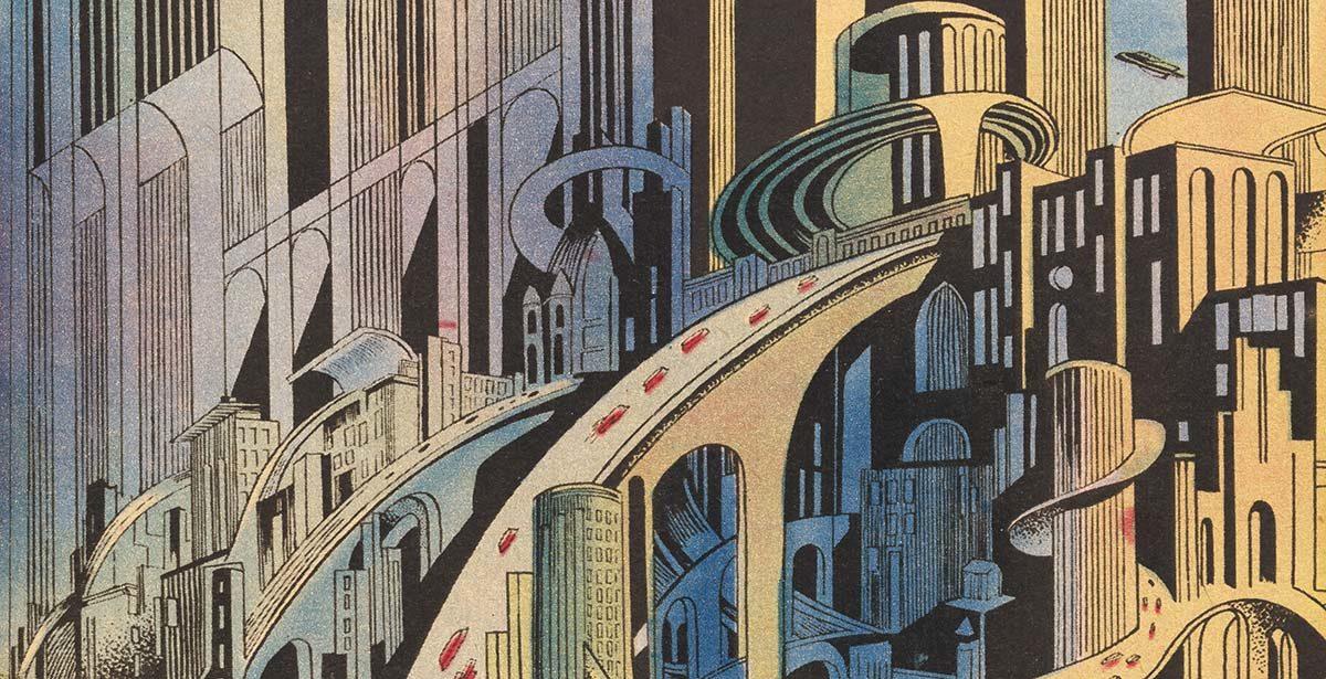 Illustrasjon fra Atlantis