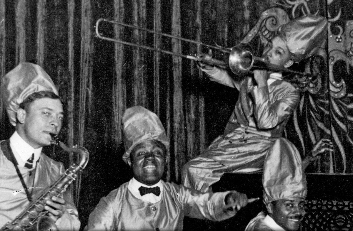Charleston i Grukkedalen. Musikkglede og rasisme
