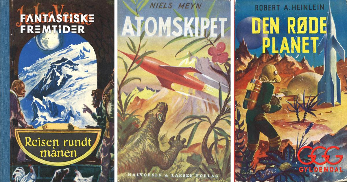 Science fiction for barn og unge. Fagseminar