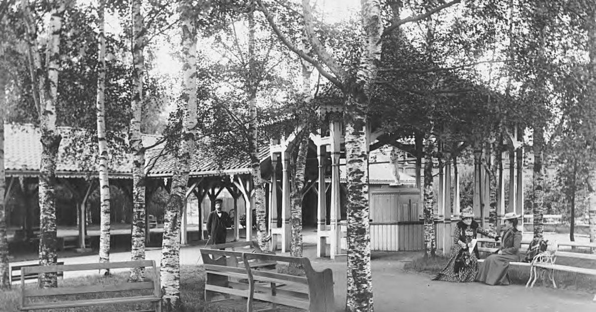 Kurbad – eit paradis på jord?Seminar om norsk og svensk kurbadhistorie 1680–1920