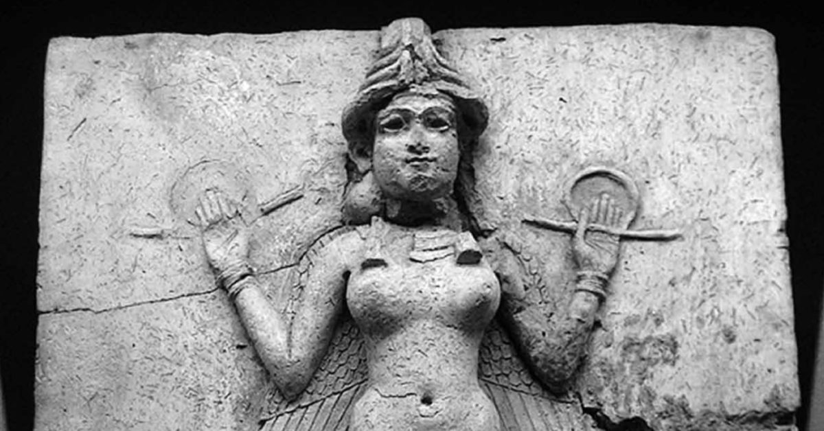 Stolt, kåt og glemt.Verdens første kjente forfatter, Enheduanna
