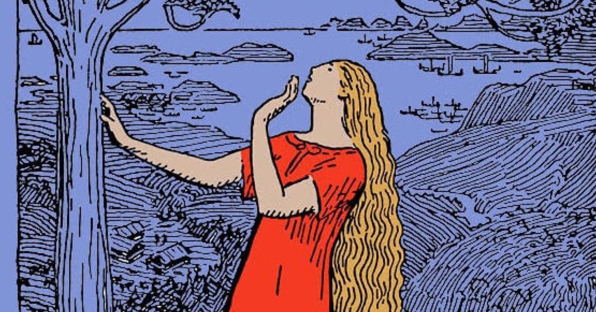 Kvinnekamp i vikingtiden.Om kvinnene i den norrøne litteraturen