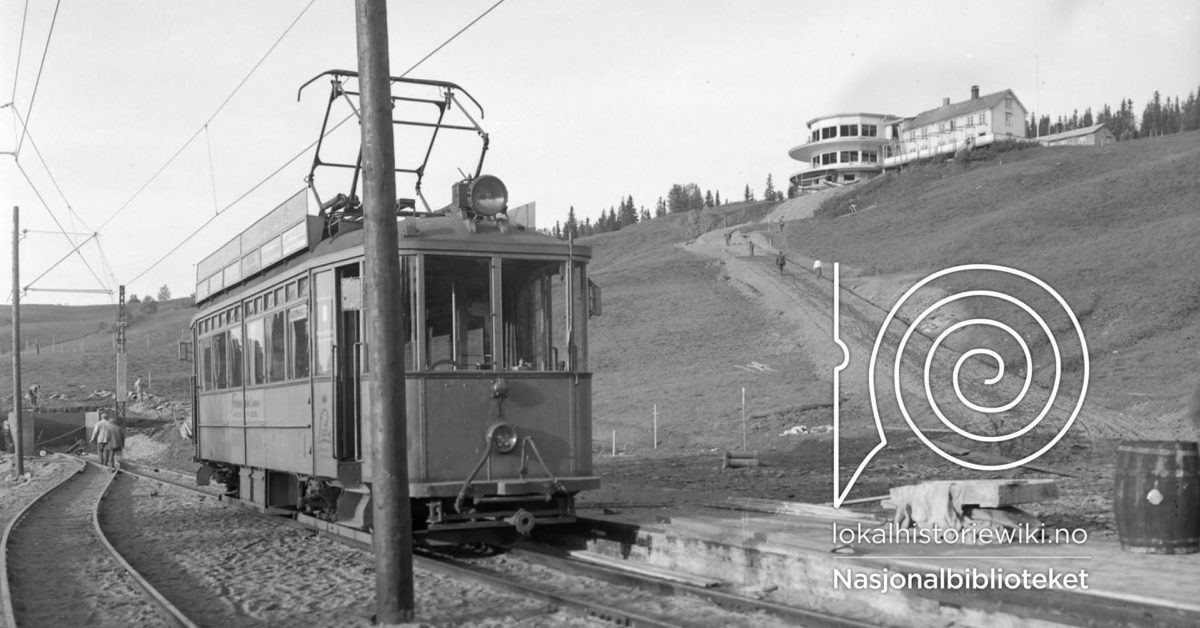 Skriv lokalhistorie. Wikiverkstad med Norsk lokalhistorisk institutt