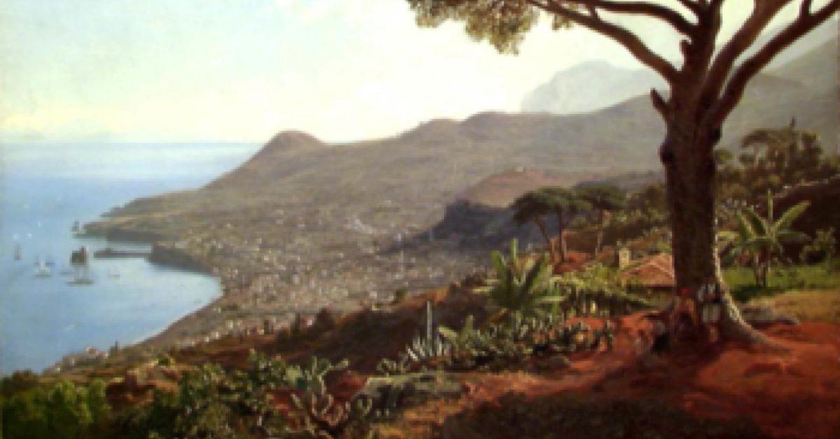 Rathkes dagbok.Elin Strøm om naturforskerens reise på Madeira