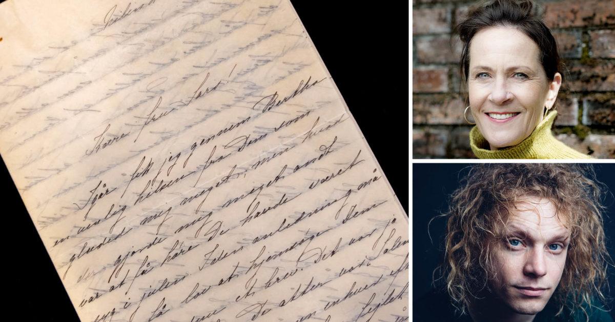 Levande brev.Reiser frå arkivet