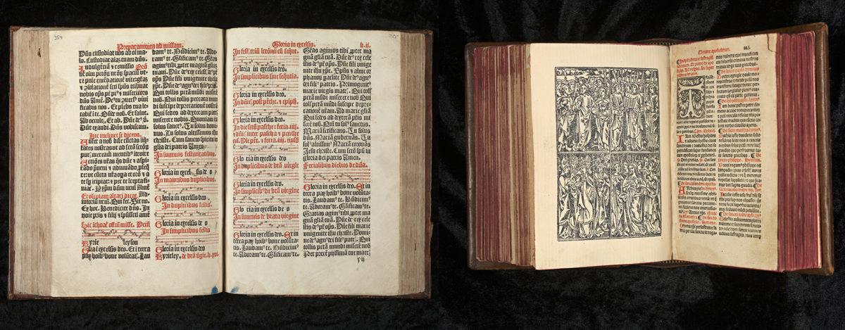 Missale Nidrosiense og Breviarium Nidrosiense.