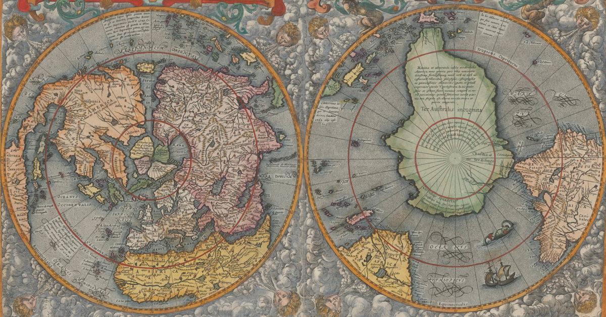 Arkivert: kartet i verda og verda på kartet