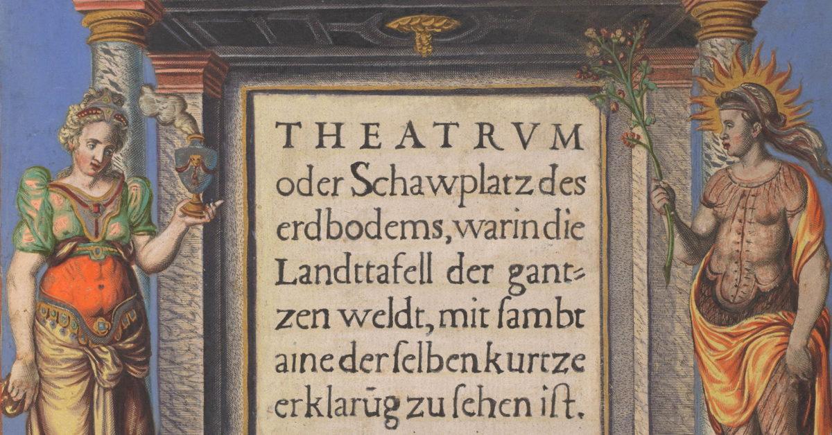 Fra Babylon til Bergen. Benedicte Gamborg Briså om karthistorie