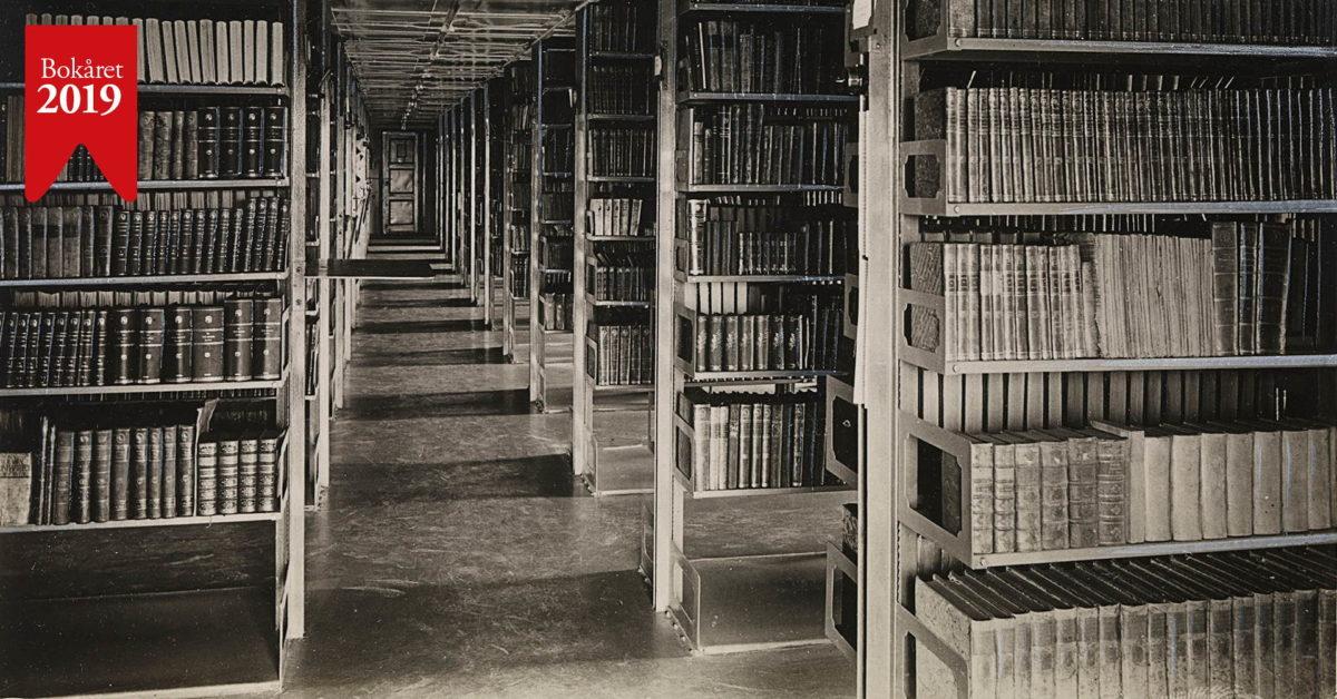 Bøkenes verden. Foredrag ved Tore Rem