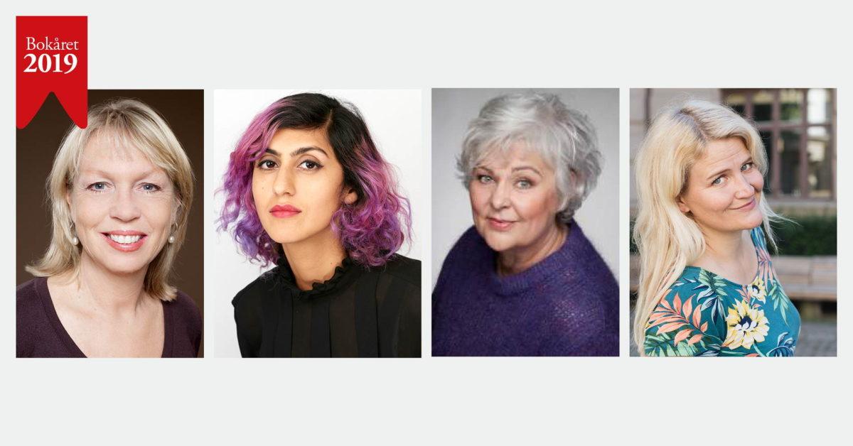 Lytt til lyst. Med Ellen Horn, Namra Saleem, Tone Selboe og Liv Gulbrandsen