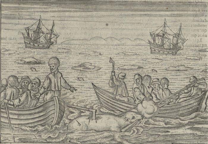"""Til sak om """"da Norge ble oppdaget"""" i forbindelse med kartutstillingen. Fra de Veers dagbok."""