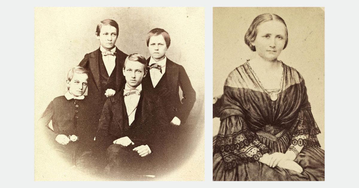 Å være fri. Camilla Colletts brev 1852–63
