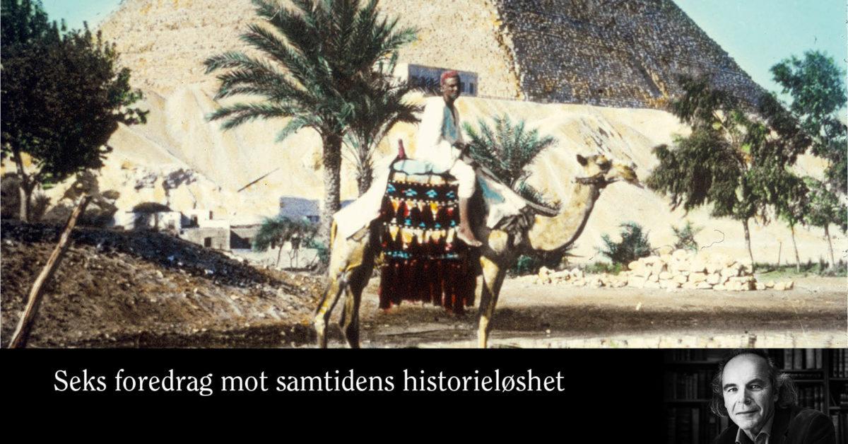 Begynnelsen: De første sivilisasjonene. Terje Tvedt om verdenshistoriens lange linjer