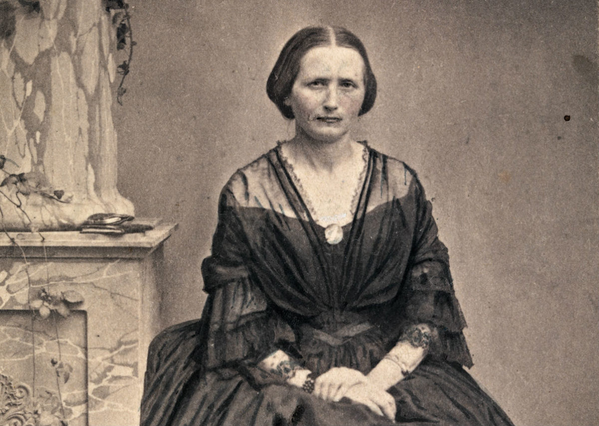 Arkivert: Camilla Collett i koleraens tid