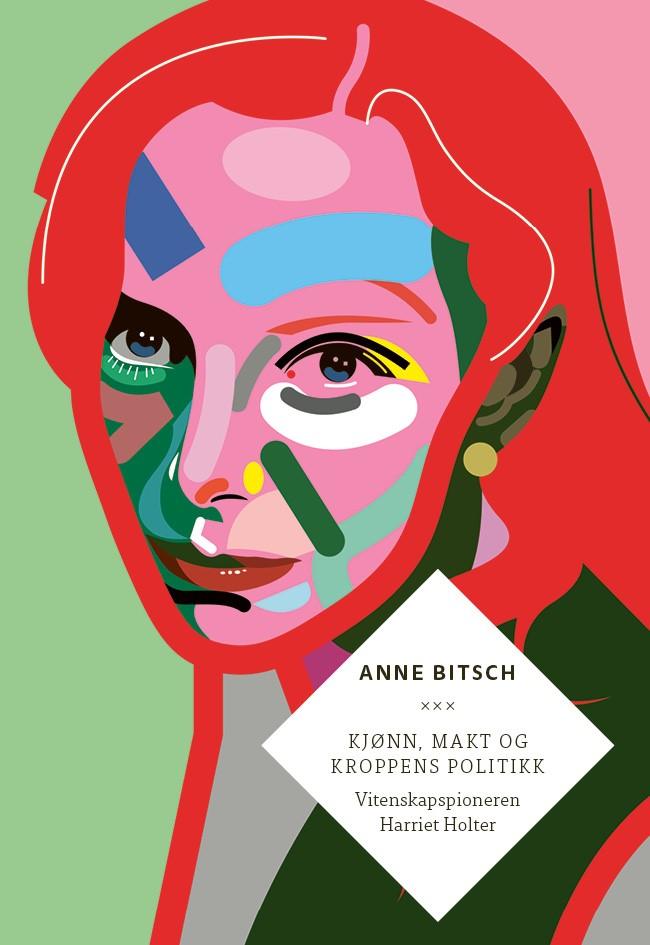 Anne Bitsch omslagsforside