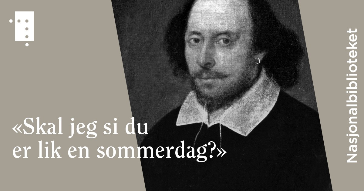 Shakespeares lyrikk
