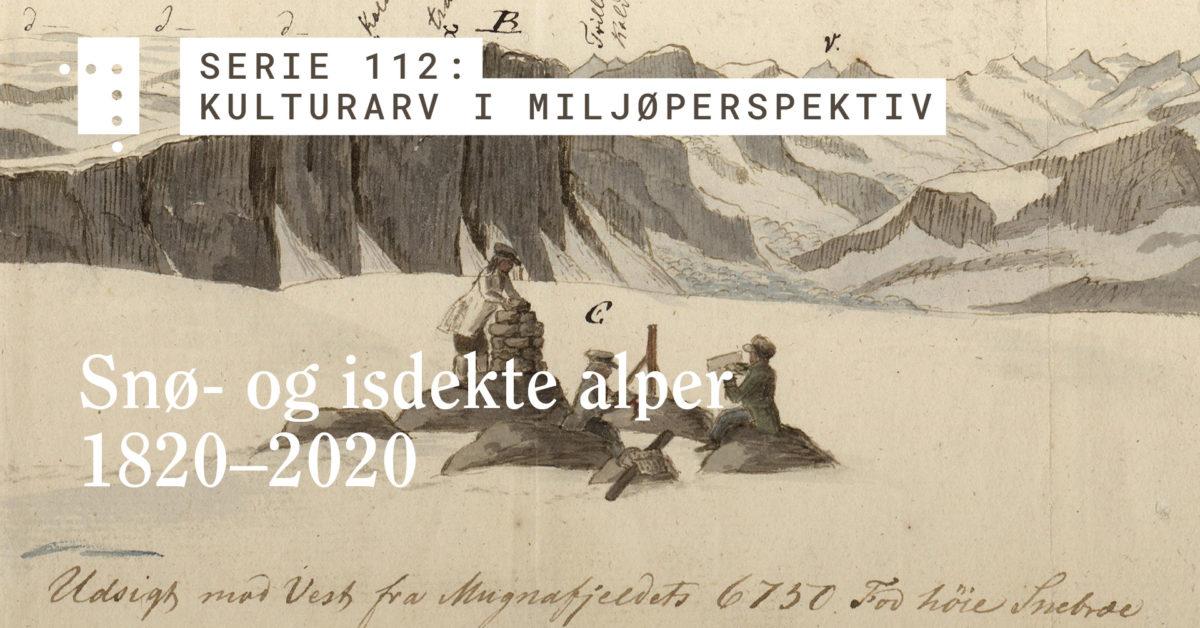 Snø- og isdekte alper 1820–2020
