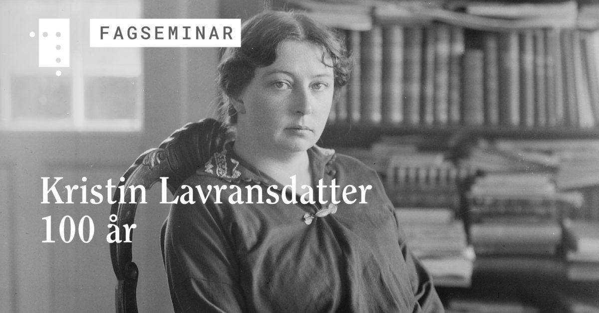 UTSATT: Kristin Lavransdatter 100 år