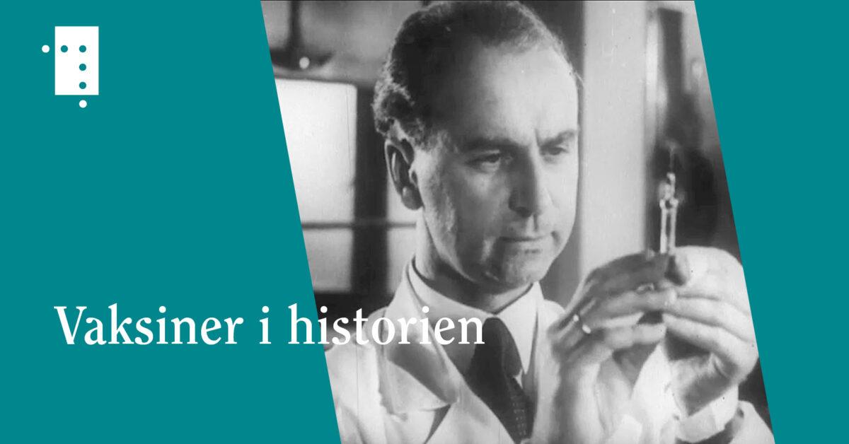 Vaksiner i historien