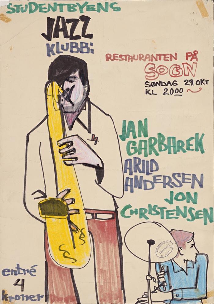 Sogn studentby plakat