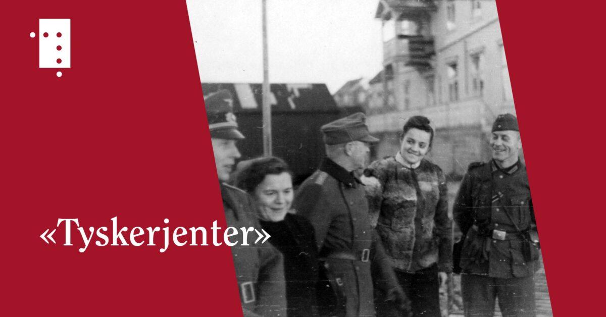 «Tyskerjenter»