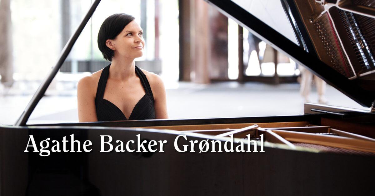 Agathe Backer Grøndahl