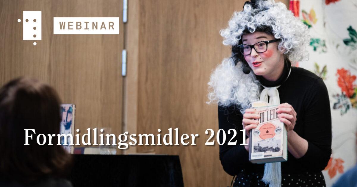 Formidlingsmidler 2021