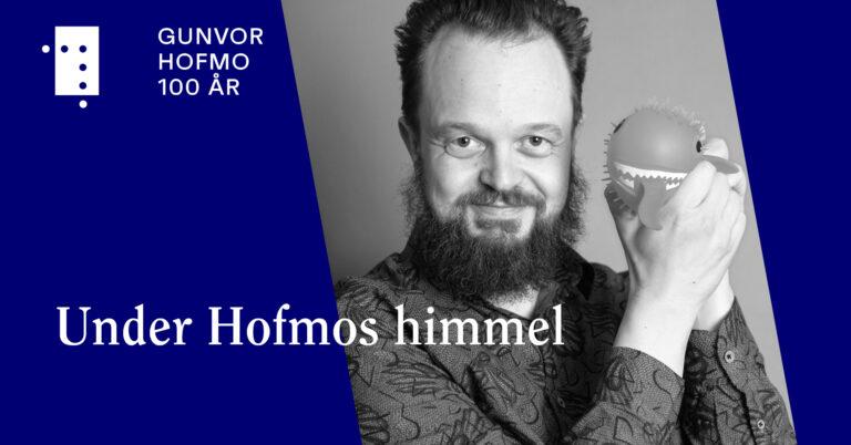 Portrett av Gunnar Wærness