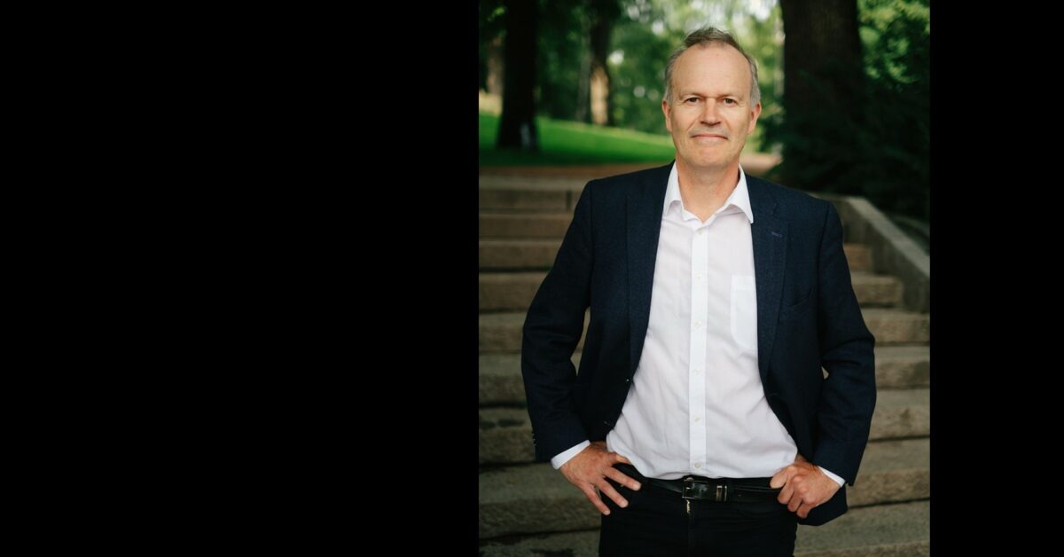 Tore Rem mottar Thorleif Dahls pris for 2021
