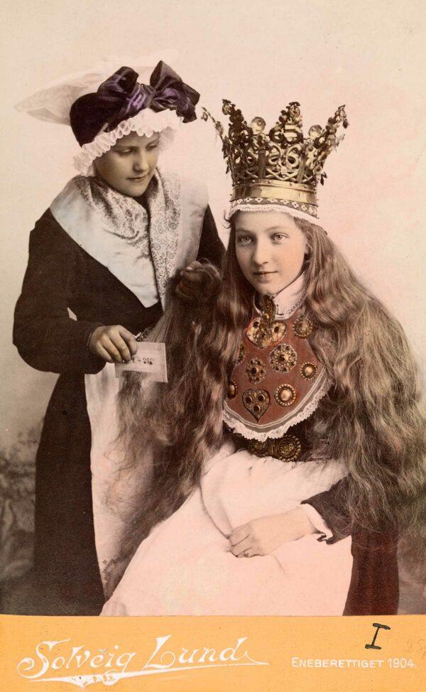 Brur og kone, 1904