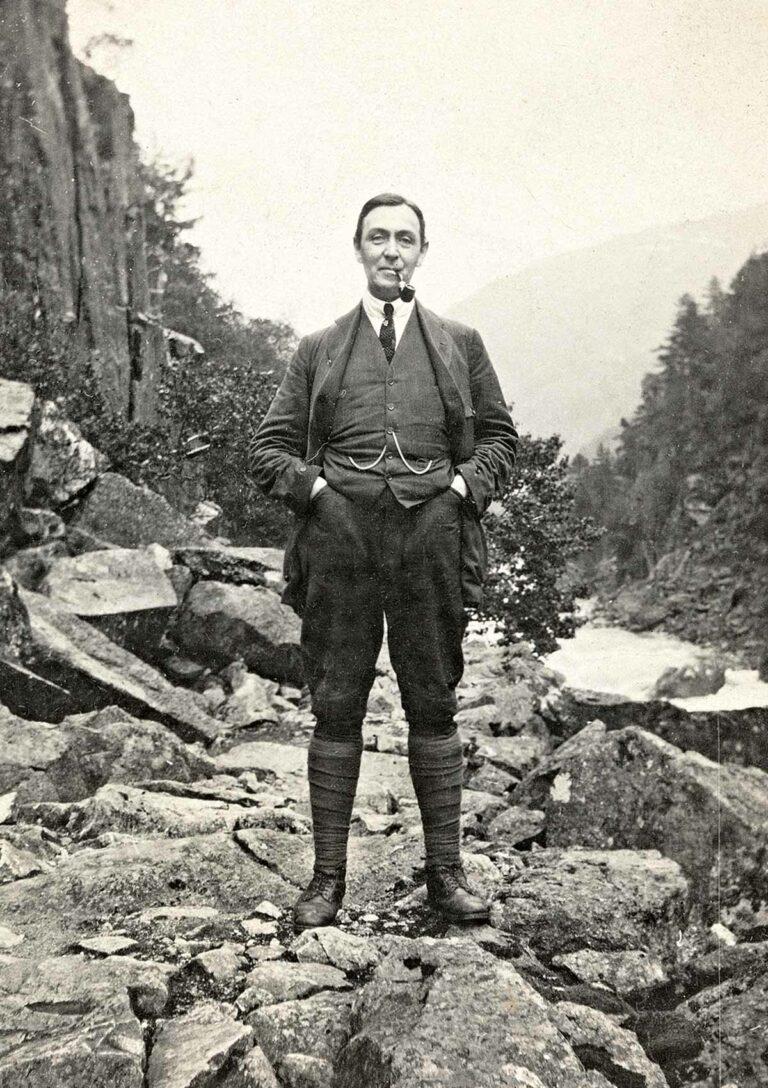 Francis Bull, 1920