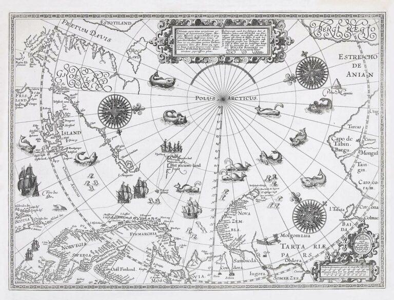 Barentskartet, 1598