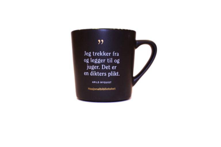 Kopp, Arild Nyquist-sitat