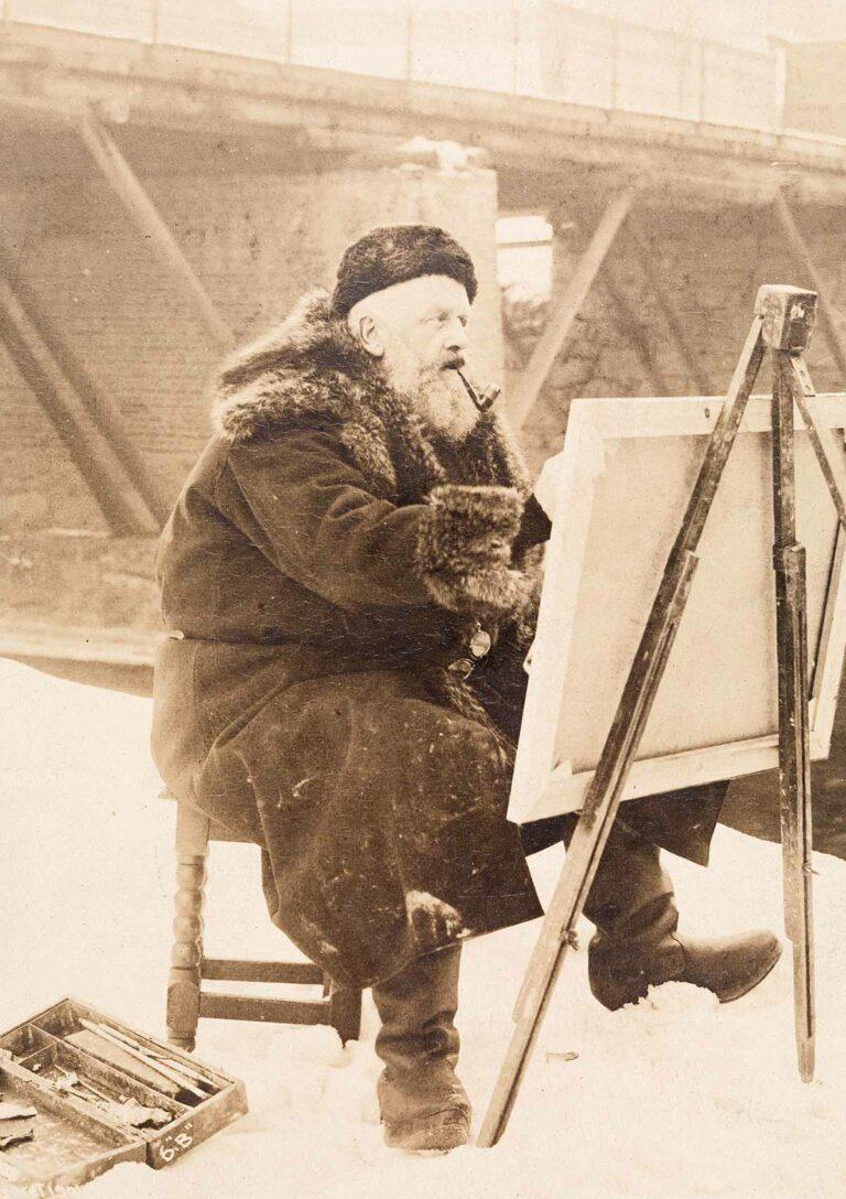 Frits Thaulow, ca. 1900