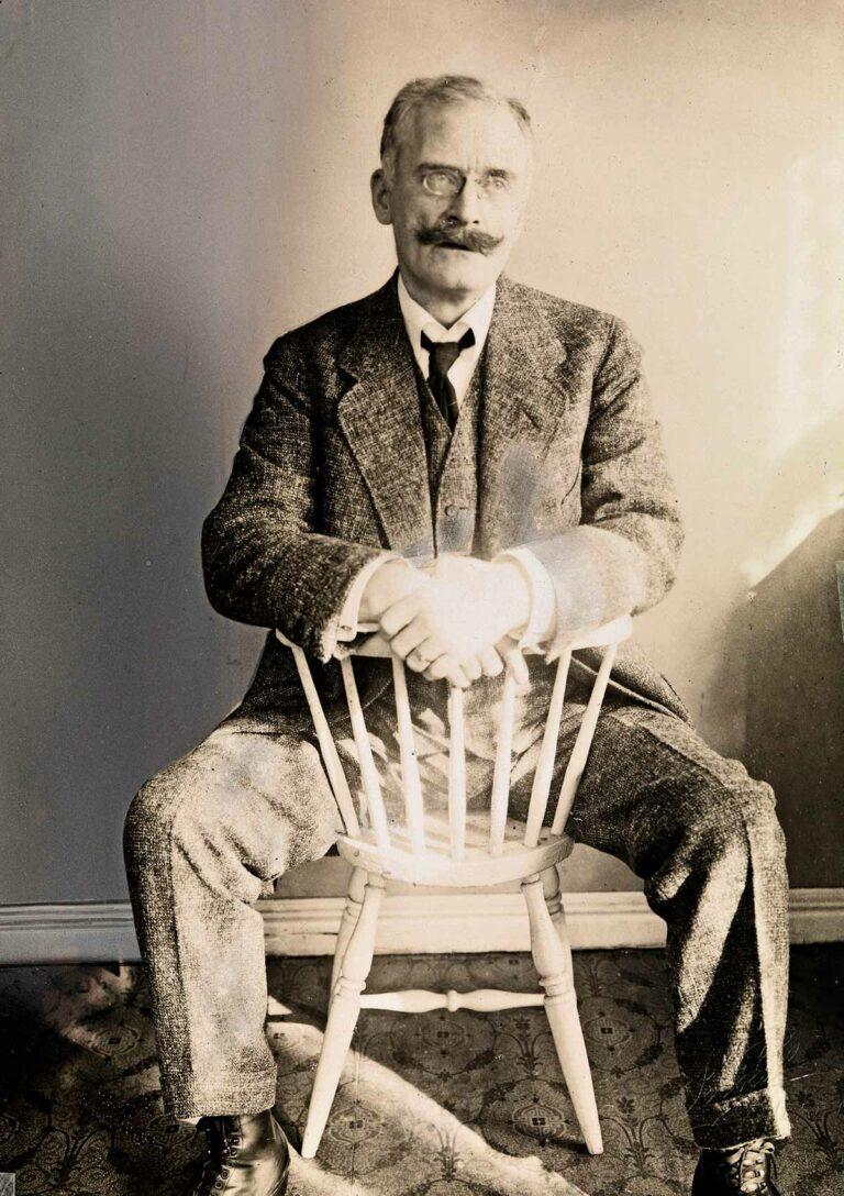 Knut Hamsun, 1914