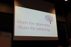 Rom for dannelse - sluttkonferanse